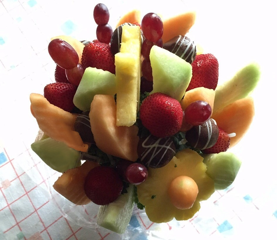 Happy Day Fruit Bouquet