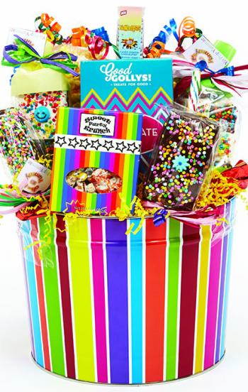 It's A Party Gift Basket
