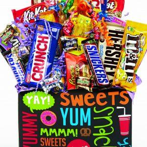 Candy Bouquet Gift Baskets - Yo Pop Etc