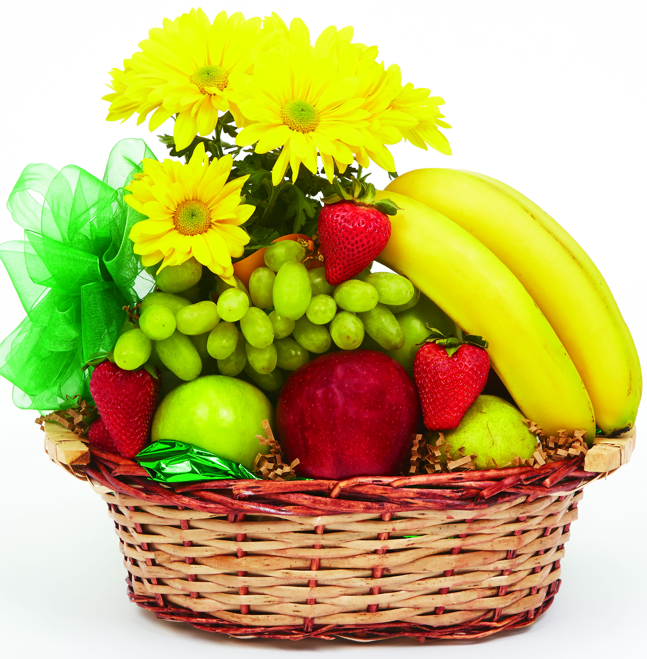 Fruit and More Gift Basket
