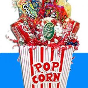 Popcorn Gift Baskets
