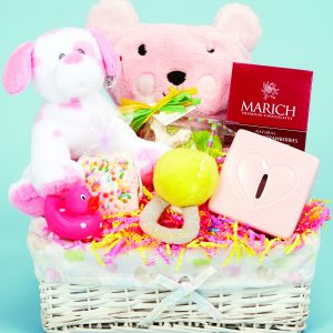 sugar n spice baby gift basket