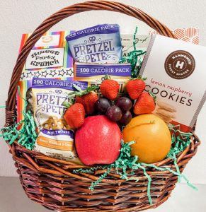 classic delights gift basket