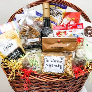goodies galore gift basket
