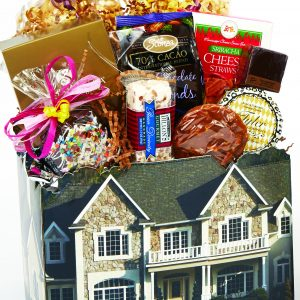 home bound housewarming gift basket
