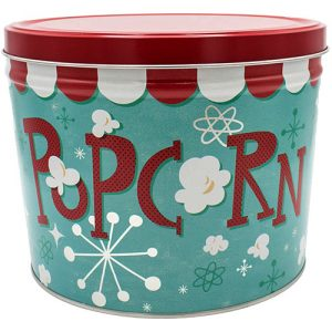 Popcorn Tins - 2 Gallon