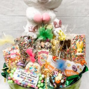 Easter goodies gift tin