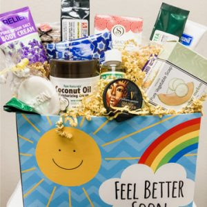 Feeling Good Gift Basket