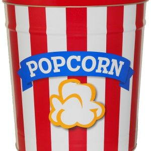 popcorn tin 3 gallon