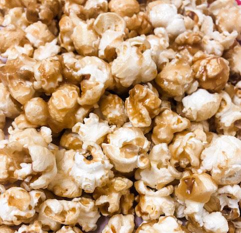 Amaretto Popcorn