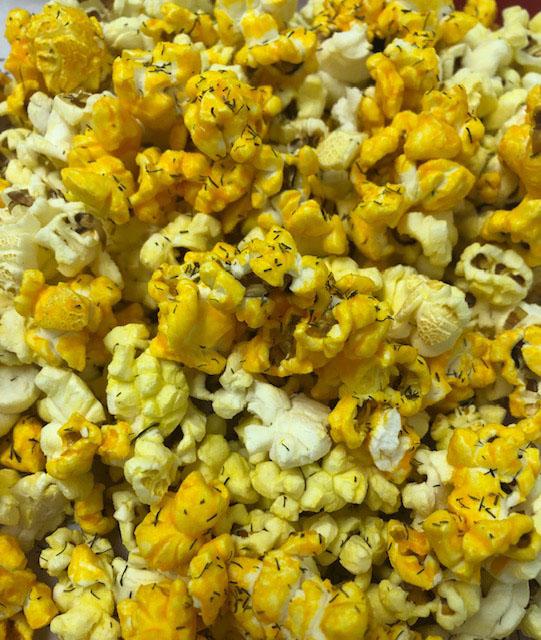 Texas Style Popcorn