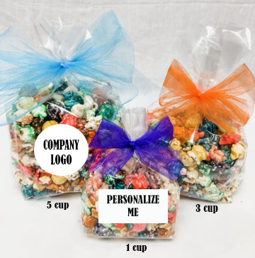 A Party Favor Popcorn Bag – 1 cup