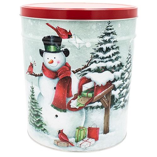 Special Delivery Popcorn Tin – 3.5 Gallon