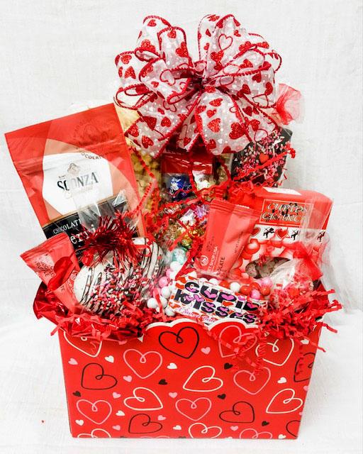 Lots of Love Gift Basket