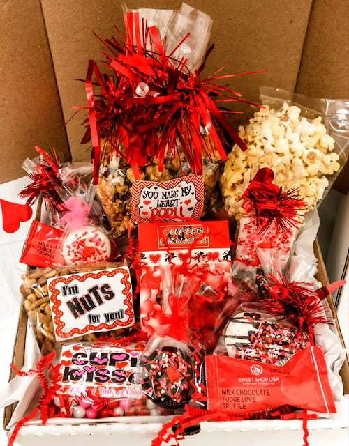 Box of Love Valentine Gift