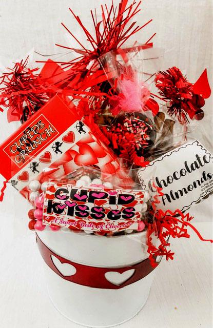 Bundle of Love Valentine Gift Basket