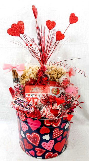 Perfect For You Gift Basket