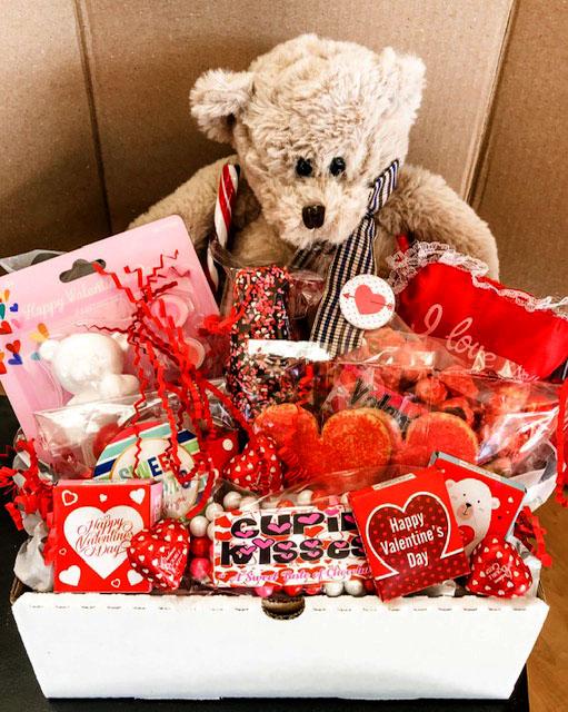 Valentine Gift Box for kids